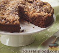 Фото к рецепту: Финиковый пирог