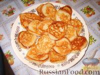 Фото к рецепту: Сладкие сырнички