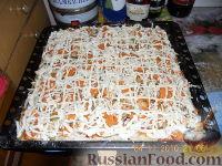 Фото к рецепту: Пицца от Вики