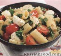 Фото к рецепту: Салат из макарон