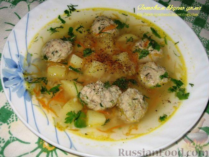 рецепт супа из селёдки