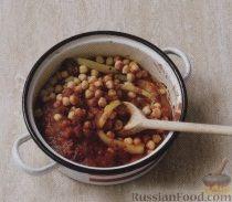 Фото приготовления рецепта: Салат из краснокочанной капусты с яблоком, имбирём и медово-горчичной заправкой - шаг №4