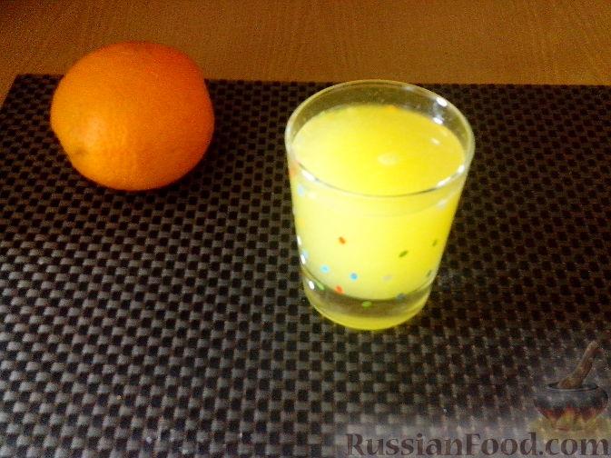 Рецепт Напиток из апельсинов