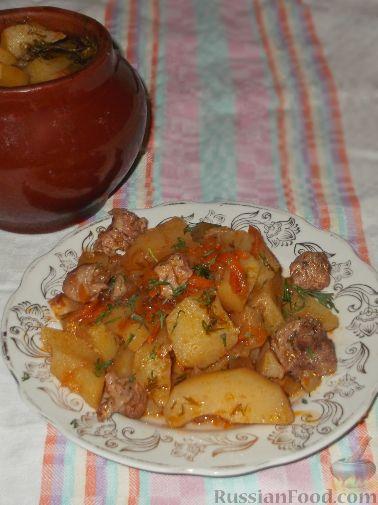 Фото приготовления рецепта: Слоёный салат с кукурузой, морковью по-корейски, яйцами и зелёным луком - шаг №7