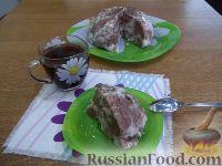 """Фото к рецепту: Желейный торт """"Мозаика"""""""