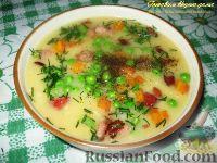 Фото к рецепту: Гороховый суп