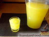 Фото приготовления рецепта: Напиток из апельсинов - шаг №8