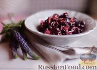 Фото к рецепту: Вишневый конфитюр с кориандром и миндалем