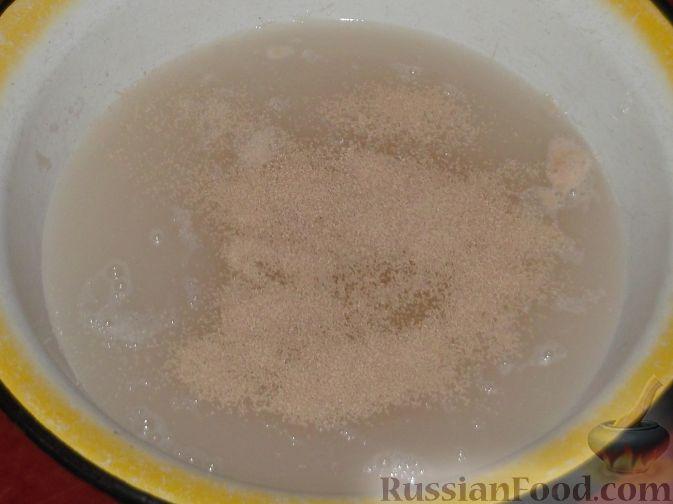 рецепт приготовления теста для жареных пирожков