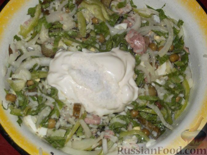 Фото приготовления рецепта: Парфе с солёной карамелью - шаг №18
