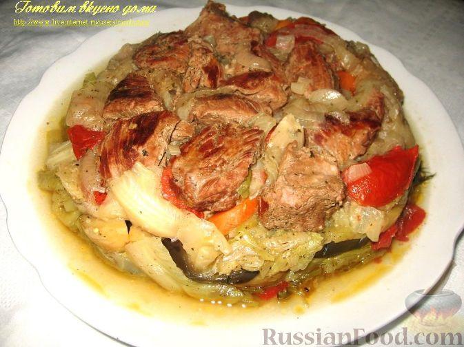 Рецепт Дамлама (домляма)