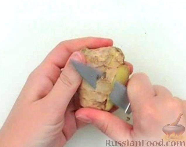 Фото приготовления рецепта: Бутерброды с намазкой из минтая и жареного лука - шаг №9