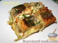 Фото к рецепту: Картофель с сельдью по-фински