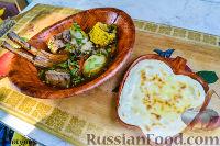 Фото к рецепту: Шурпа с бараниной