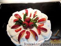 Фото к рецепту: Торт зефирный