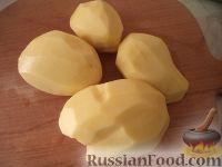 Фото приготовления рецепта: Дедушкина жареная картошка - шаг №2