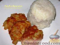 Фото приготовления рецепта: Нежные куриные котлеты - шаг №7