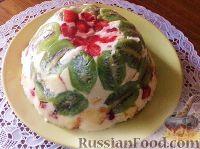 Фото к рецепту: Ягодный летний десерт