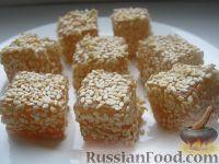 Фото к рецепту: Рахат-лукум