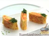 Фото к рецепту: Морковный омлет