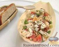 "Фото к рецепту: Салат ""Гаспачо"""