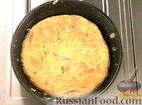 Фото к рецепту: Испанский омлет (тортилья)