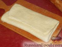 Фото к рецепту: Основной рецепт слоеного дрожжевого теста