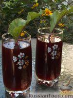 Фото к рецепту: Свекольный квас (старинный рецепт)