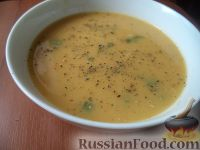 Фото к рецепту: Суп-пюpe из чечевицы