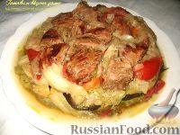 Фото к рецепту: Дамлама (домляма)