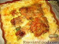Фото к рецепту: Балатонский судачок а-ля Гундель