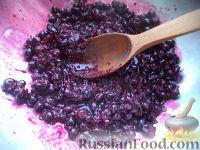 Фото приготовления рецепта: Джем из черной смородины (горячий способ) - шаг №6