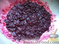 Фото приготовления рецепта: Джем из черной смородины (горячий способ) - шаг №7