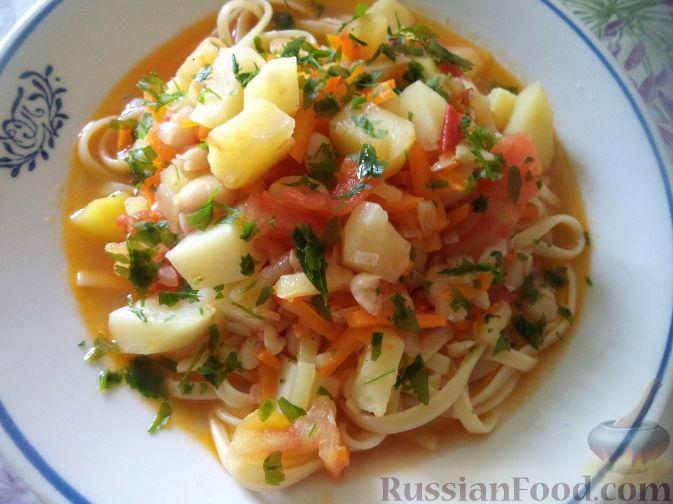 Рецепт салата сытный с фасолью и курицей