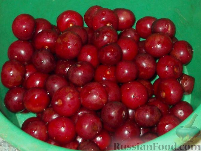 Варенье из вишни мелкой с косточками
