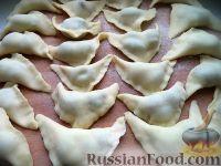 Фото к рецепту: Тесто для вареников