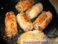 Фото приготовления рецепта: Мясные зразы - шаг №6