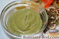 Фото к рецепту: Шпинатный соус