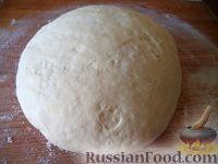 Фото к рецепту: Тесто для жареных пирожков (опарный способ)