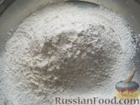 Фото приготовления рецепта: Тесто для жареных пирожков (опарный способ) - шаг №2