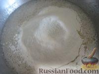 Фото приготовления рецепта: Тесто для жареных пирожков (опарный способ) - шаг №3