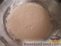 Фото приготовления рецепта: Тесто для жареных пирожков (опарный способ) - шаг №5