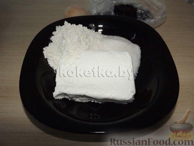 Рецепт Сырники с изюмом
