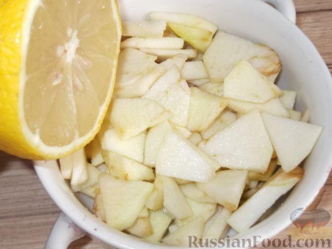 рецепт гранатовый салат с яблоками и