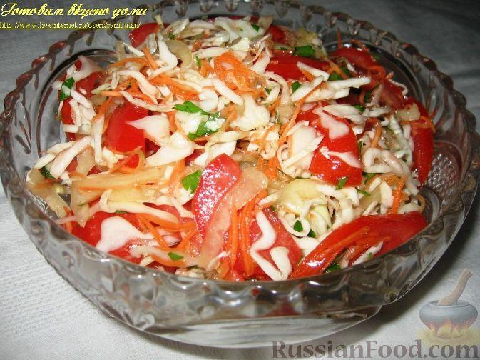 Рецепт Салат по-панагорски