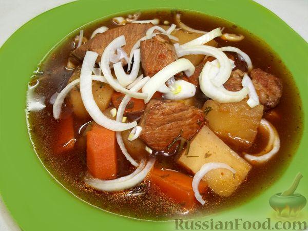 Рецепт Жаркое из мяса