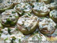 Фото к рецепту: Жареные кабачки с сыром