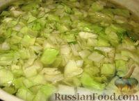 Фото приготовления рецепта: Овощной летний суп - шаг №5