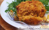 Фото к рецепту: Картофельные котлеты с тунцом