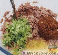Фото приготовления рецепта: Картофельные котлеты с тунцом - шаг №1
